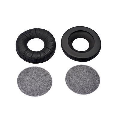 Ear pads with foam discs
