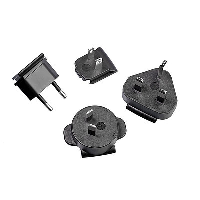 Adapter set EU-UK-US-AU
