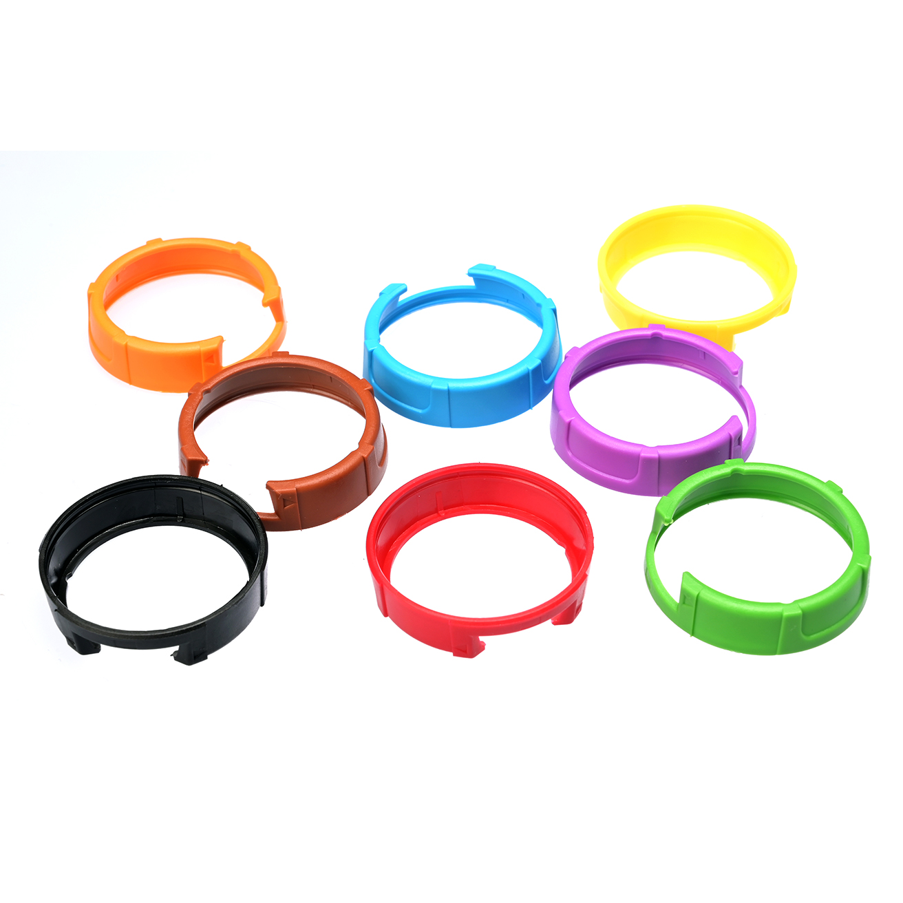 SKM-EW ID RINGS COLORED KEN 2