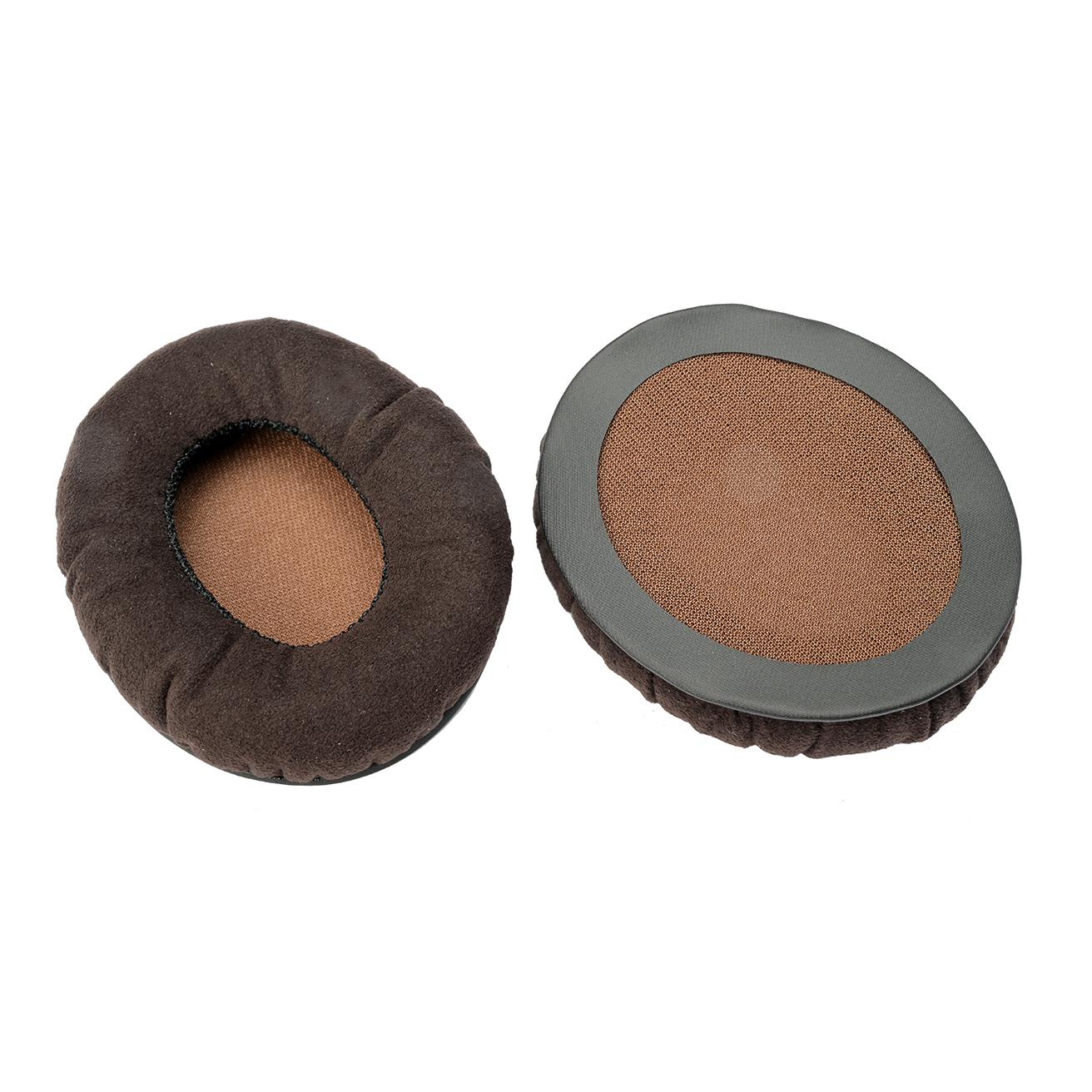 Ear pads, brown
