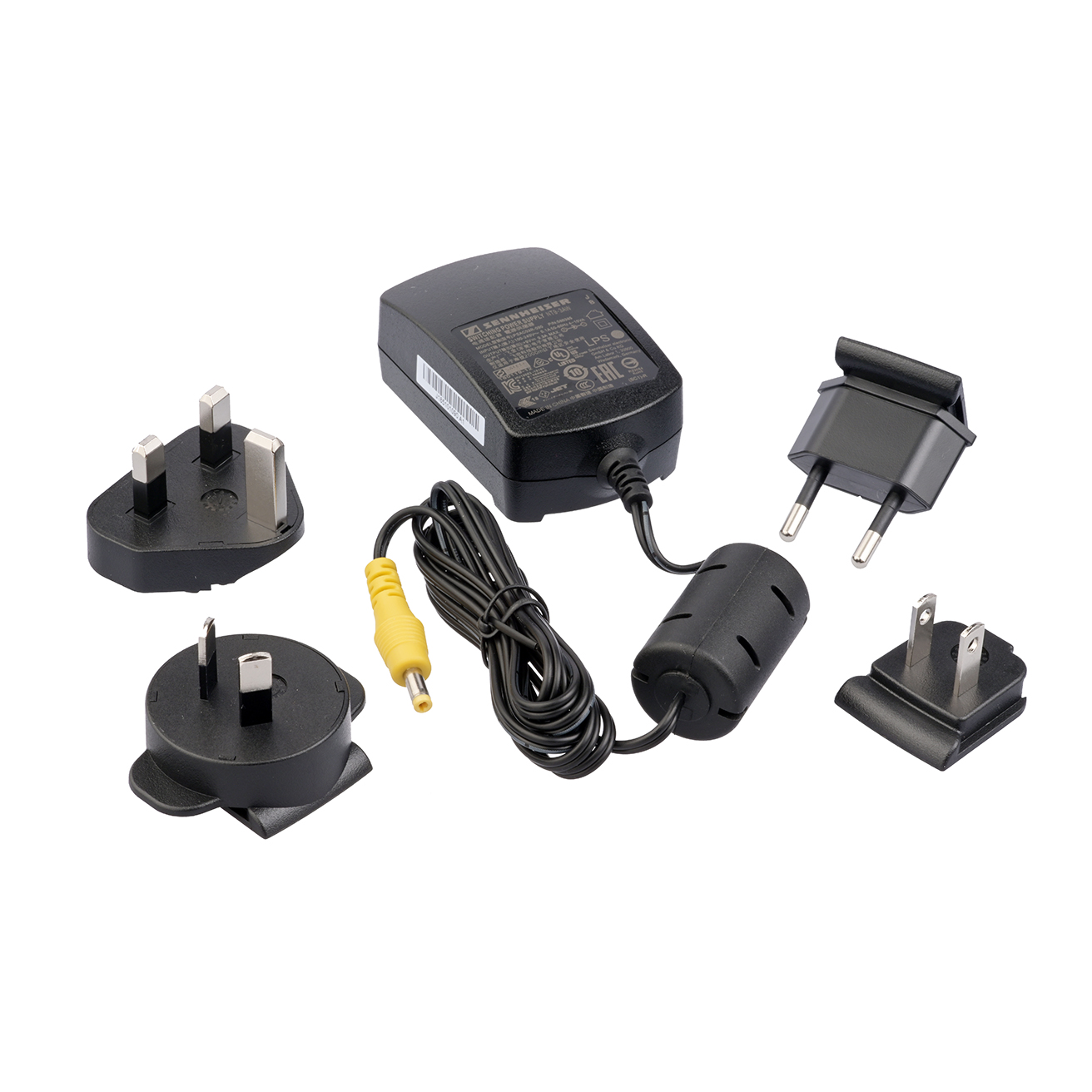 Power supply 9V-3W mit Länder-