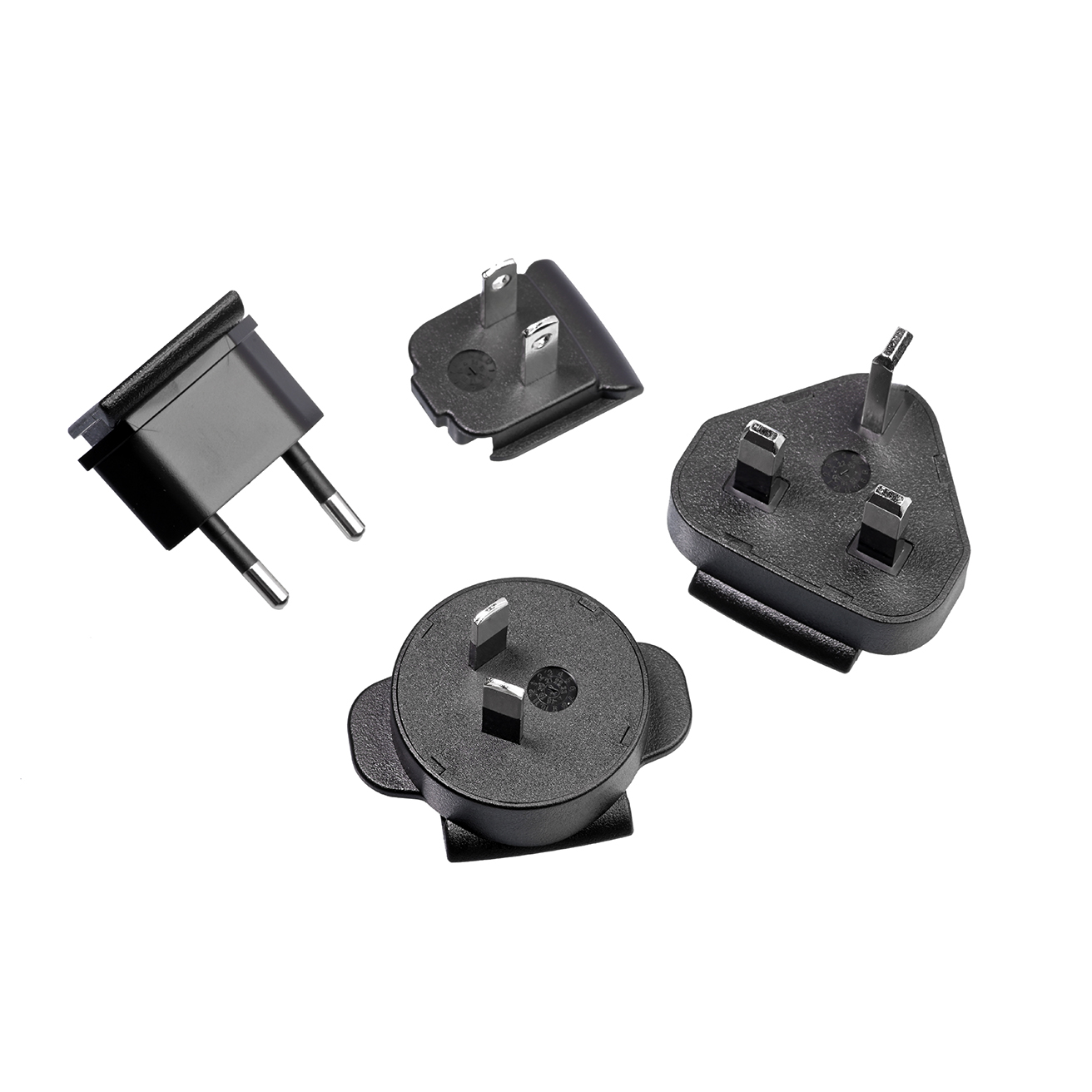 Adapter Set EU-US-UK-AU