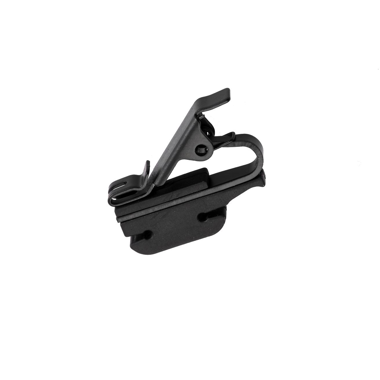 Mini clip, black